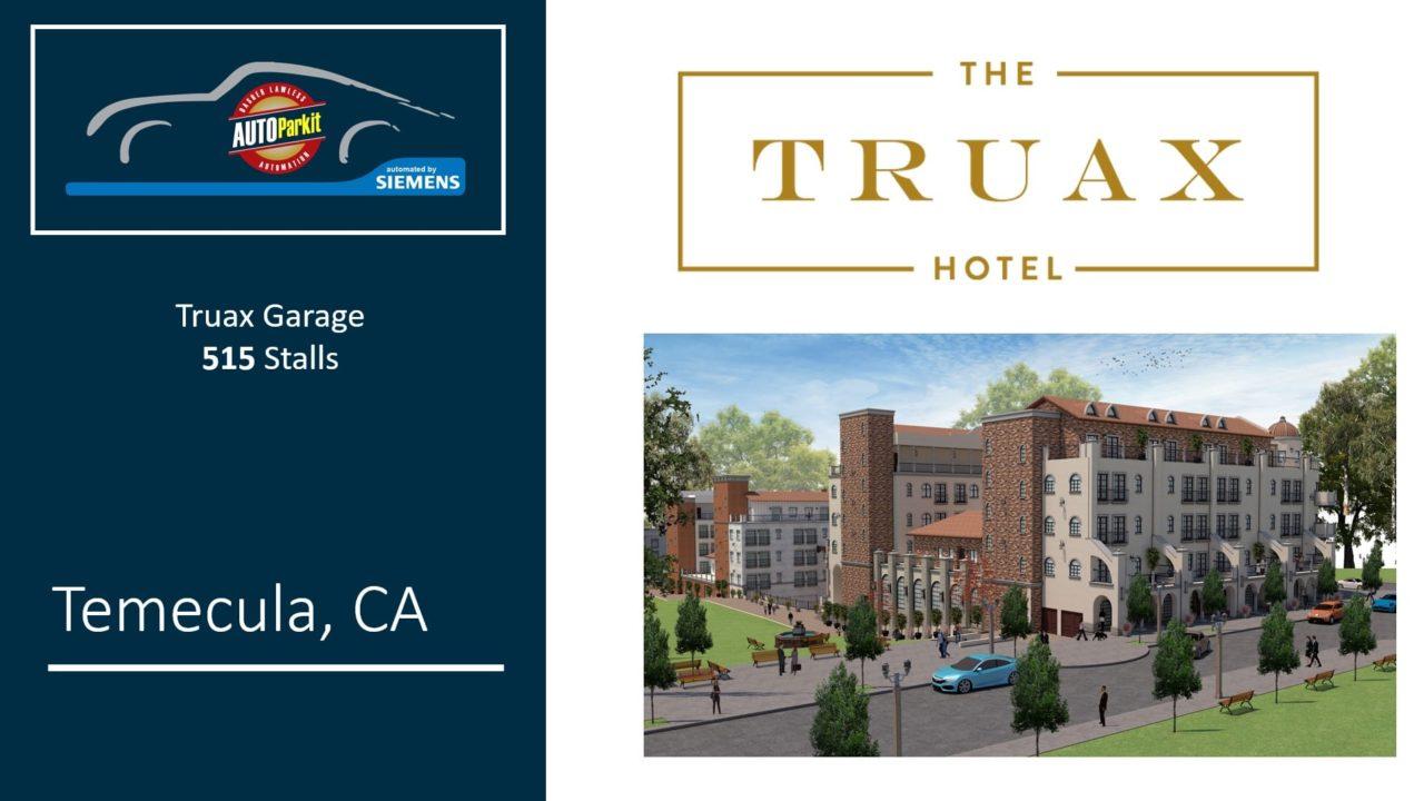 TRUAX HOTEL