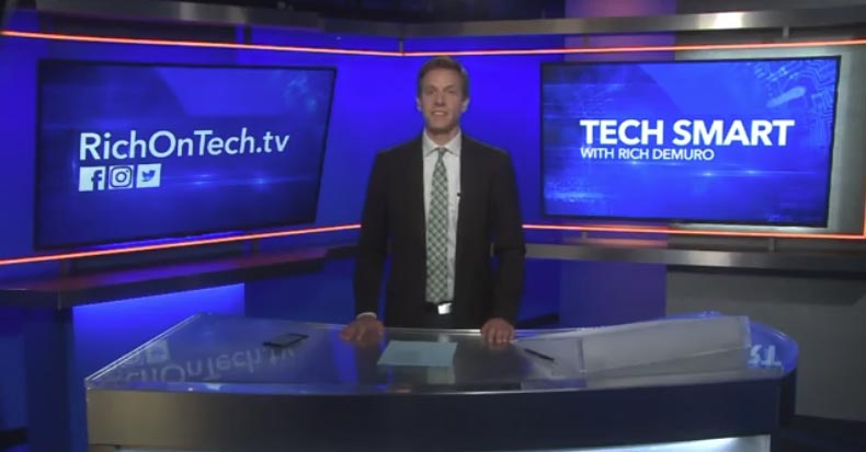AUTOParkit™ Featured on KTLA Channel 5's TECH SMART with Rich Demuro