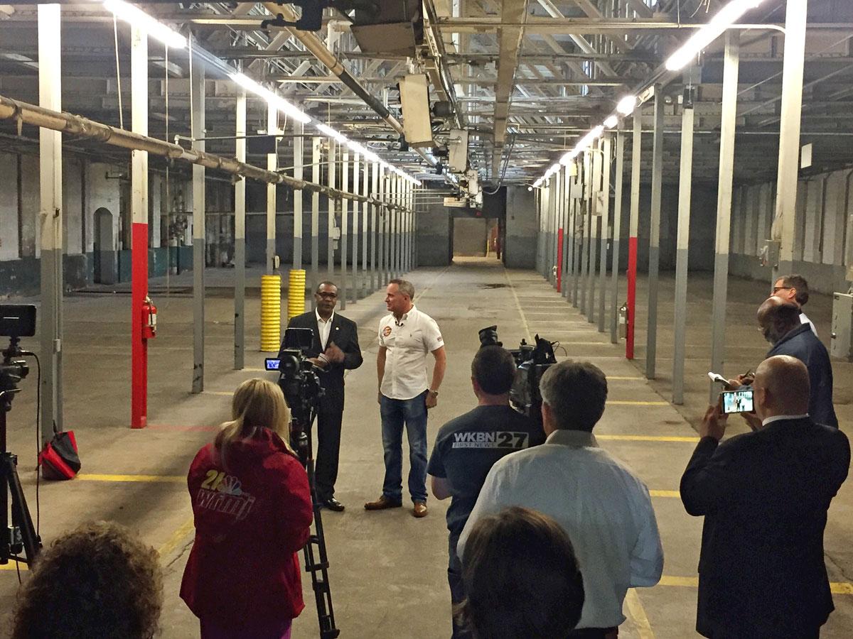 AUTOParkit™ Announces Purchase of GE Building