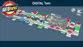 AUTOParkit's Digitial Twin Impresses Attendees